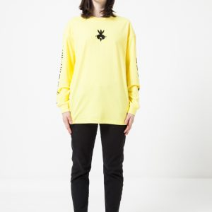 Celebrate Living Casba Crew Long Sleeves Donna